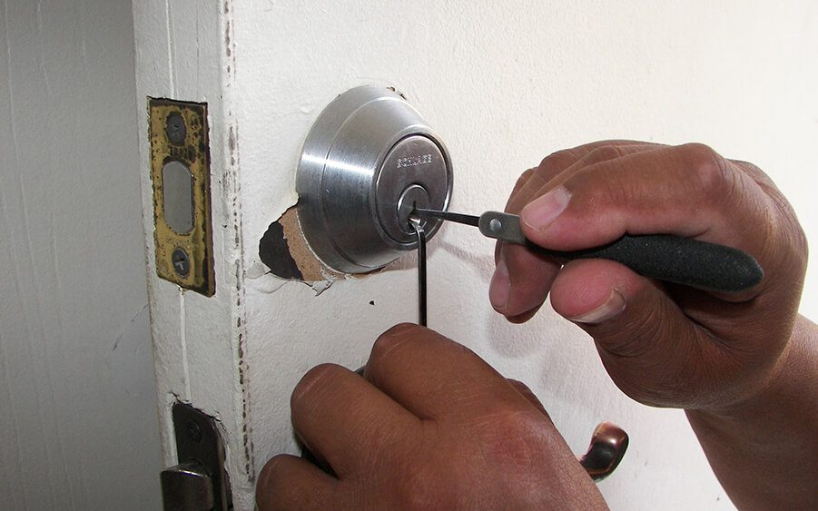 Slot sleutel
